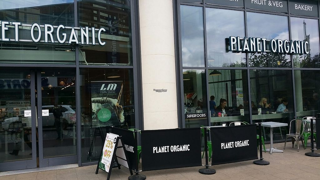 """Photo of Planet Organic  by <a href=""""/members/profile/jollypig"""">jollypig</a> <br/>Outside <br/> April 22, 2017  - <a href='/contact/abuse/image/54295/251001'>Report</a>"""
