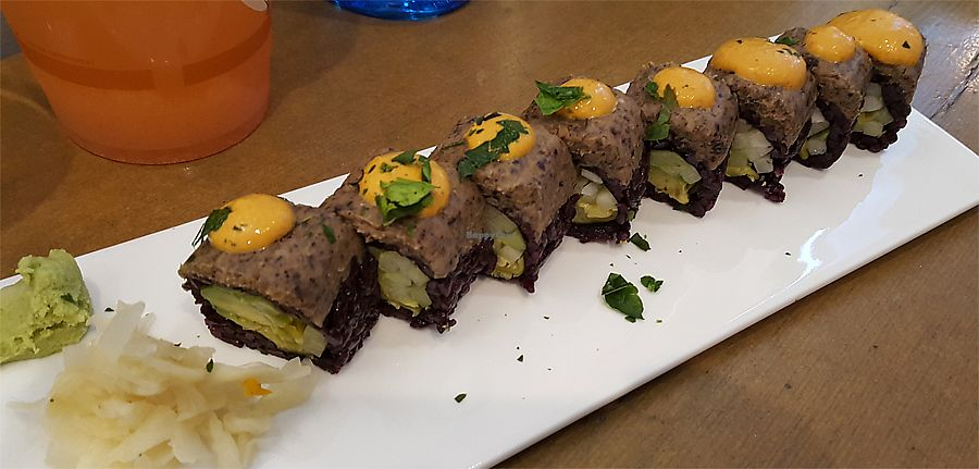 """Photo of Beyond Sushi - Midtown West  by <a href=""""/members/profile/Seiashun"""">Seiashun</a> <br/>La Fiesta <br/> October 14, 2017  - <a href='/contact/abuse/image/54327/315256'>Report</a>"""