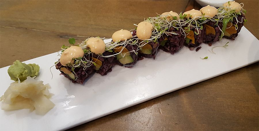 """Photo of Beyond Sushi - Midtown West  by <a href=""""/members/profile/Seiashun"""">Seiashun</a> <br/>Sweet Tree <br/> October 14, 2017  - <a href='/contact/abuse/image/54327/315258'>Report</a>"""