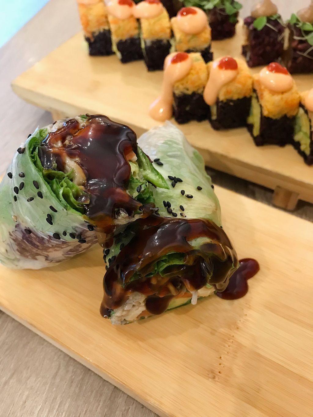 """Photo of Beyond Sushi - Midtown West  by <a href=""""/members/profile/Dimanta"""">Dimanta</a> <br/>Nutty Buddy was so good! <br/> March 16, 2018  - <a href='/contact/abuse/image/54327/371414'>Report</a>"""