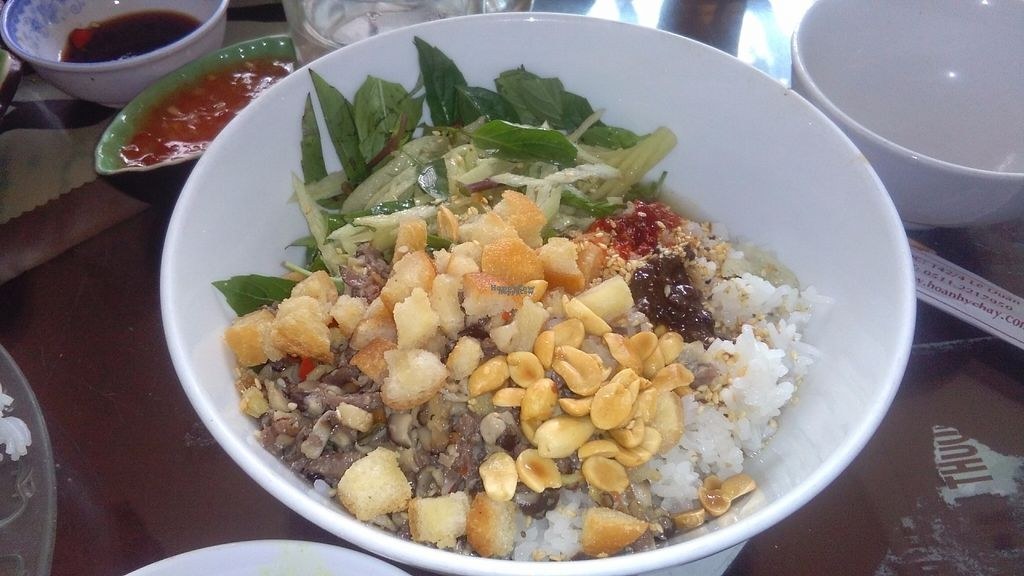 """Photo of Lien Hoa  by <a href=""""/members/profile/KPike"""">KPike</a> <br/>'Com Hen' - A vegan version of a popular dish from Hue, the original has baby clams in it <br/> October 8, 2016  - <a href='/contact/abuse/image/54382/180569'>Report</a>"""