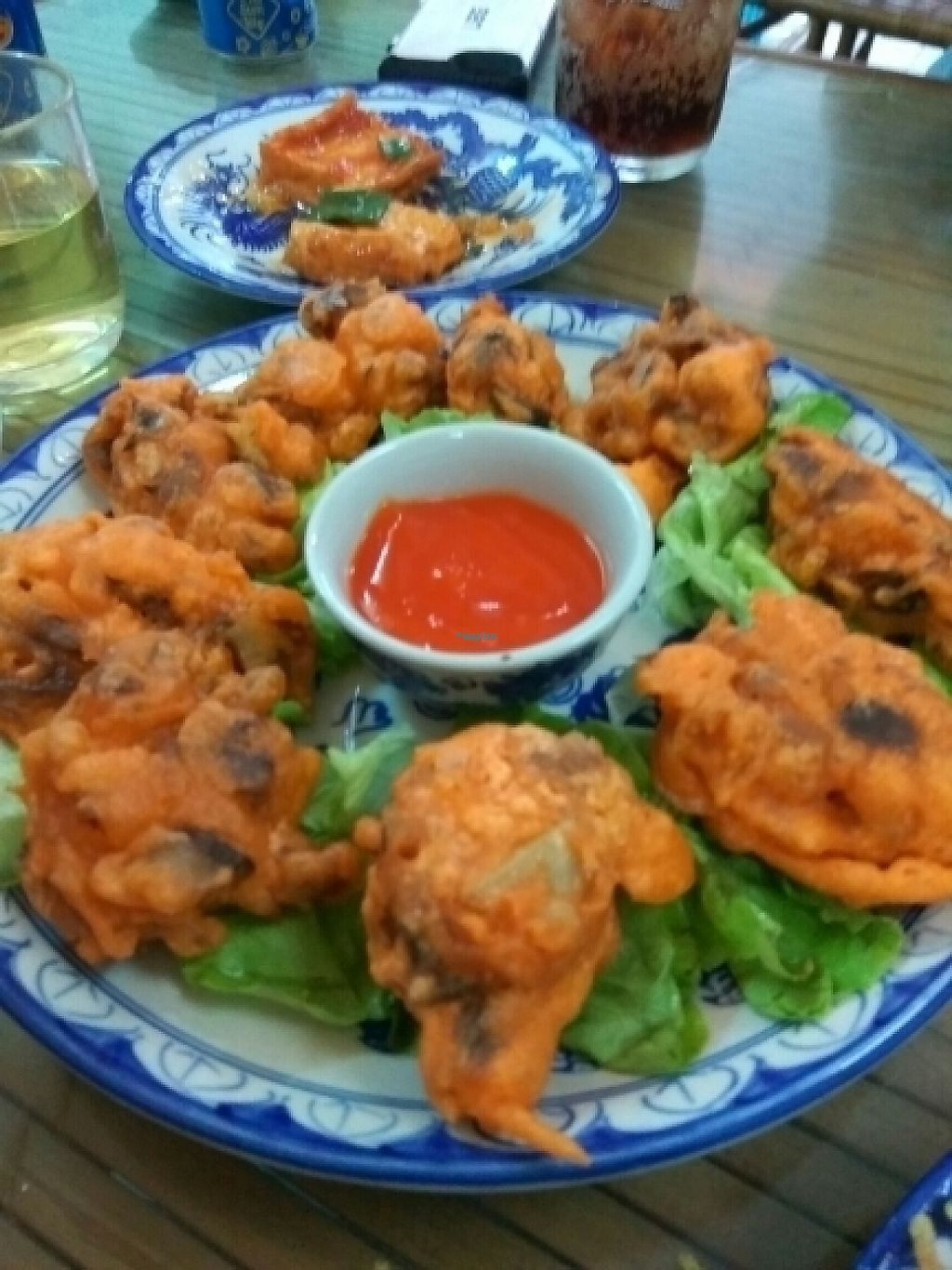 """Photo of Lien Hoa  by <a href=""""/members/profile/Miggi"""">Miggi</a> <br/>Deep Fried Mushrooms in Batter <br/> December 31, 2016  - <a href='/contact/abuse/image/54382/206462'>Report</a>"""
