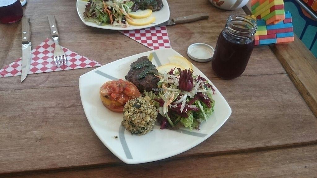 """Photo of Centeno Restaurante Vegetariano  by <a href=""""/members/profile/Phenomenon"""">Phenomenon</a> <br/>beautifull presentation  <br/> March 18, 2017  - <a href='/contact/abuse/image/54401/238085'>Report</a>"""
