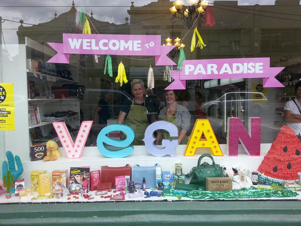 "Photo of The Cruelty Free Shop  by <a href=""/members/profile/Paul%20Freeman"">Paul Freeman</a> <br/>Store Window <br/> January 13, 2015  - <a href='/contact/abuse/image/54409/90341'>Report</a>"