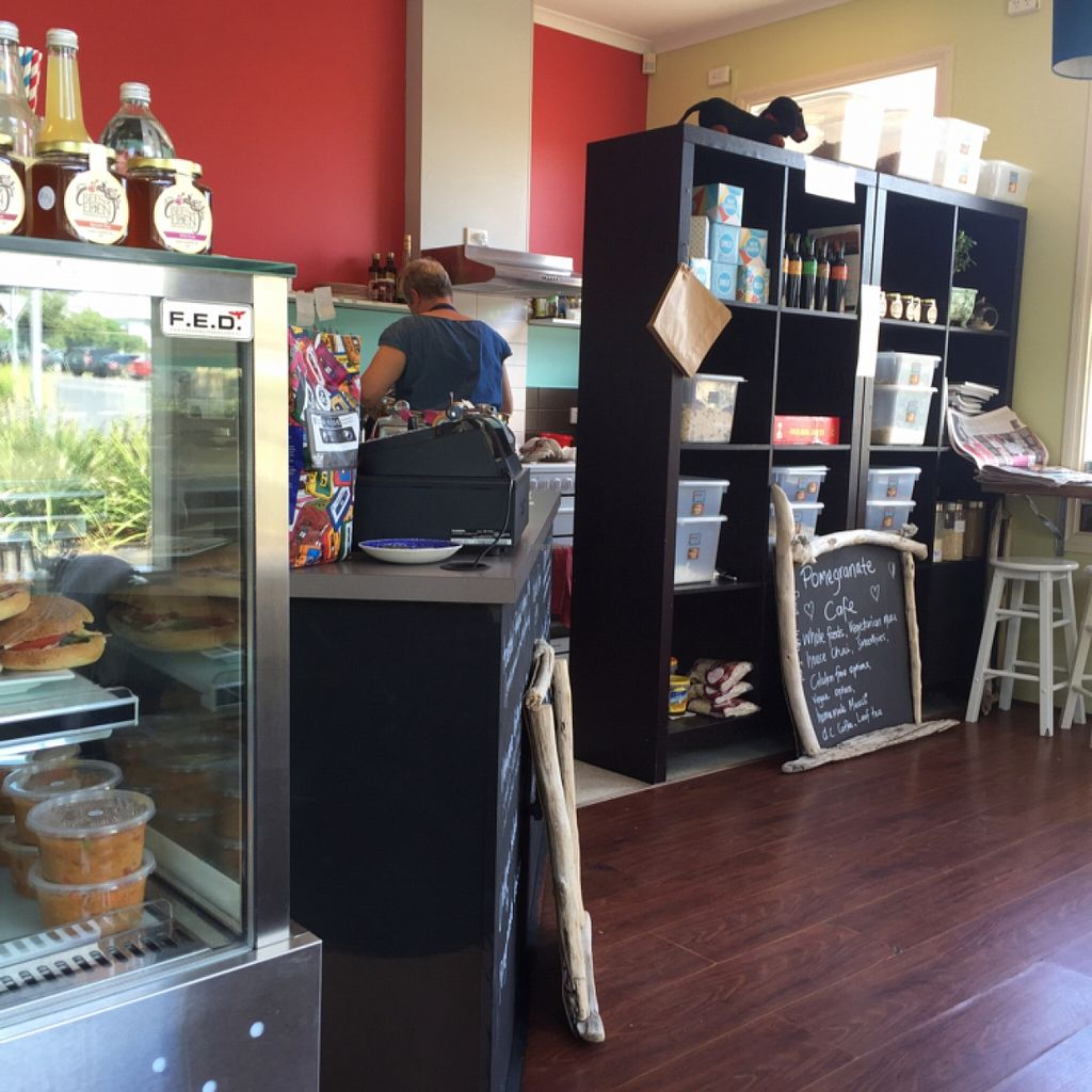 """Photo of CLOSED: Pomegranate  by <a href=""""/members/profile/KayleighDixon"""">KayleighDixon</a> <br/>pomegranate cafe <br/> January 24, 2016  - <a href='/contact/abuse/image/54464/133587'>Report</a>"""