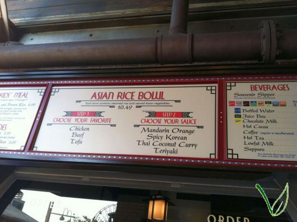 """Photo of Disneyland - Lucky Fortune Cookery  by <a href=""""/members/profile/Meggie%20and%20Ben"""">Meggie and Ben</a> <br/>Menu <br/> January 8, 2015  - <a href='/contact/abuse/image/54489/89811'>Report</a>"""