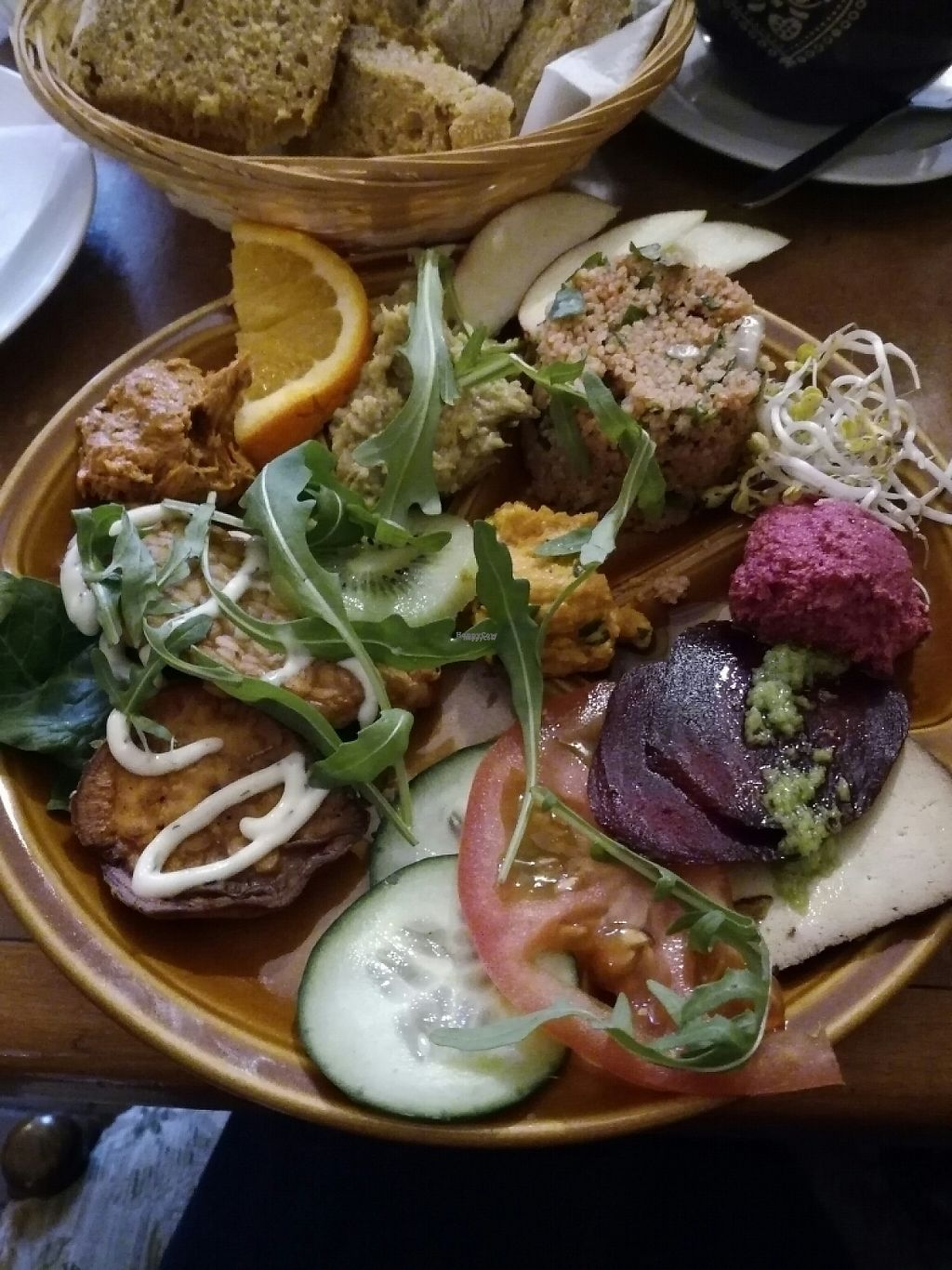 """Photo of Geh Veg  by <a href=""""/members/profile/AnaGabriela"""">AnaGabriela</a> <br/>vegan everything :) <br/> March 31, 2017  - <a href='/contact/abuse/image/54502/243118'>Report</a>"""