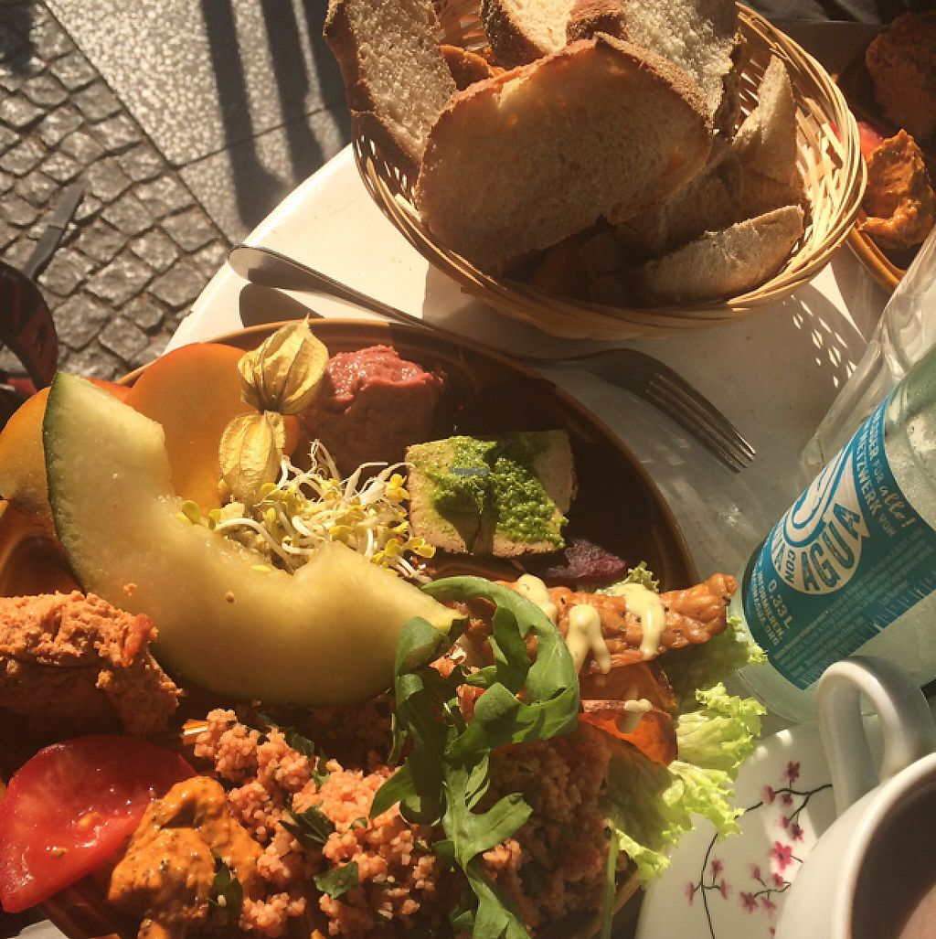 """Photo of Geh Veg  by <a href=""""/members/profile/monisonfire"""">monisonfire</a> <br/>breakfast & bread <br/> April 30, 2017  - <a href='/contact/abuse/image/54502/253991'>Report</a>"""