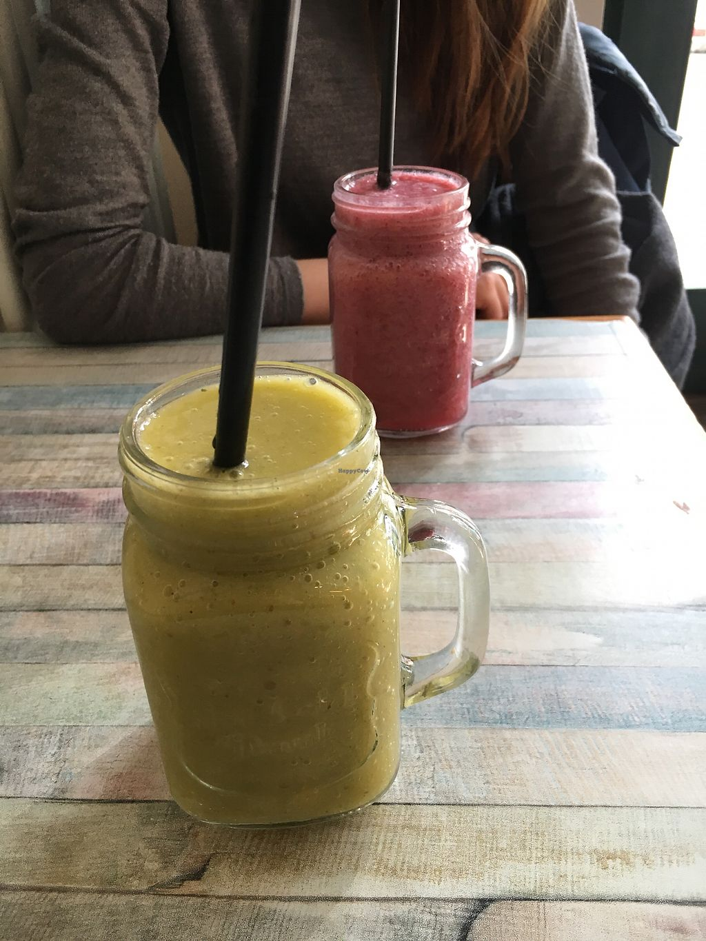 """Photo of Geh Veg  by <a href=""""/members/profile/JouniK%C3%A4rpp%C3%A4"""">JouniKärppä</a> <br/>Smoothies <br/> February 25, 2018  - <a href='/contact/abuse/image/54502/363718'>Report</a>"""