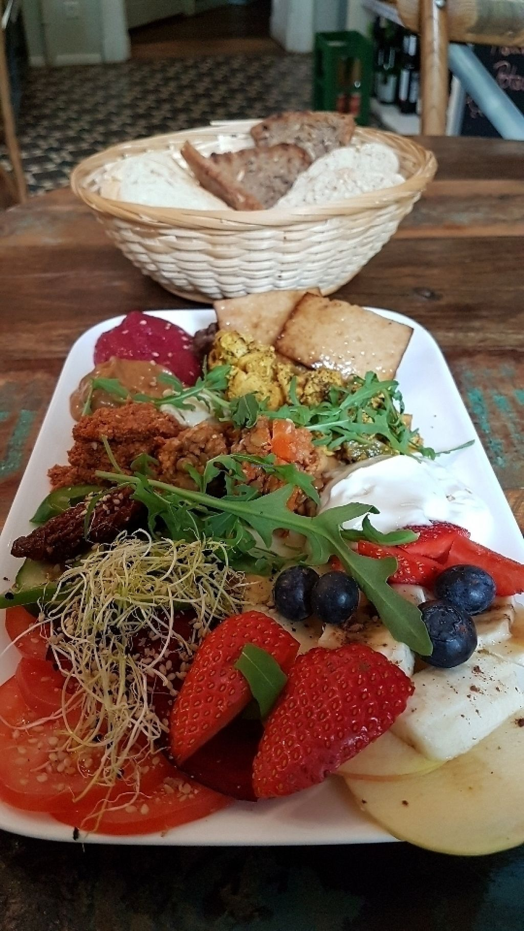"""Photo of Valladares  by <a href=""""/members/profile/unabashed"""">unabashed</a> <br/>Breakfast platter.  <br/> May 26, 2017  - <a href='/contact/abuse/image/54507/262755'>Report</a>"""