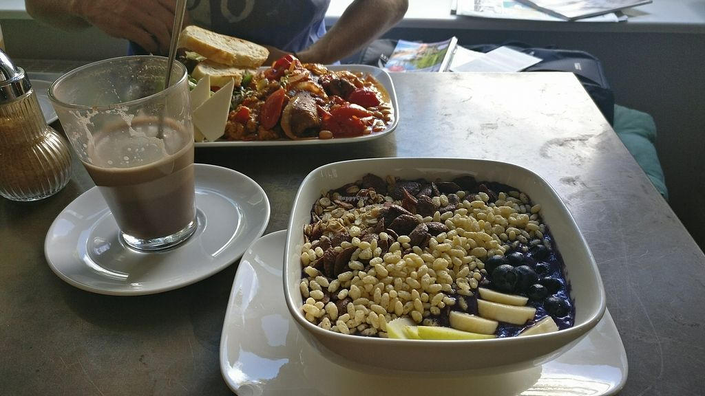 """Photo of Valladares  by <a href=""""/members/profile/MaxW."""">MaxW.</a> <br/>hot chocolate and muesli  <br/> August 6, 2017  - <a href='/contact/abuse/image/54507/289752'>Report</a>"""