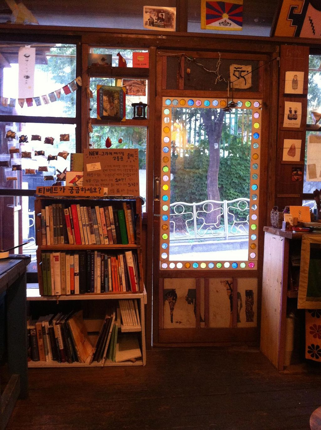 """Photo of The Store Sajik-dong - 사직동 그 가게  by <a href=""""/members/profile/andrea.linnea"""">andrea.linnea</a> <br/>Cozy atmosphere! <br/> July 21, 2015  - <a href='/contact/abuse/image/54509/110383'>Report</a>"""
