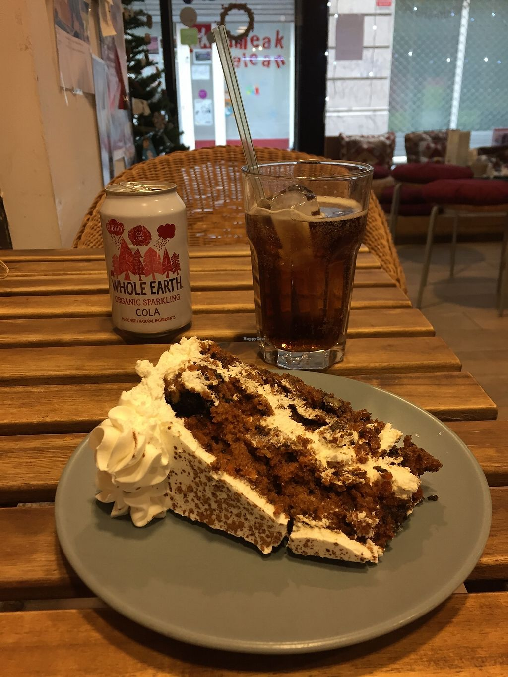 """Photo of Bohemian Lane  by <a href=""""/members/profile/StevieSurf"""">StevieSurf</a> <br/>Cake and cola <br/> December 24, 2017  - <a href='/contact/abuse/image/54543/338639'>Report</a>"""