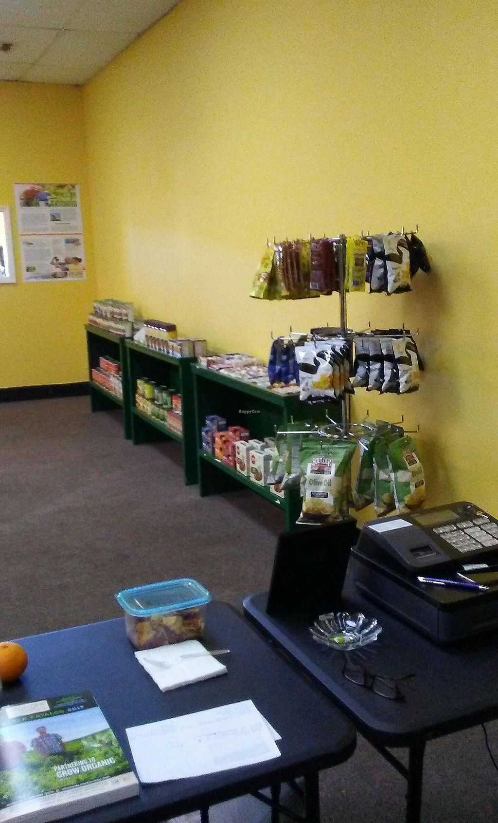 "Photo of Just 4 U Vegan Market  by <a href=""/members/profile/myra975"">myra975</a> <br/>GEORGIA LOCATION: Market <br/> December 13, 2017  - <a href='/contact/abuse/image/54553/335320'>Report</a>"