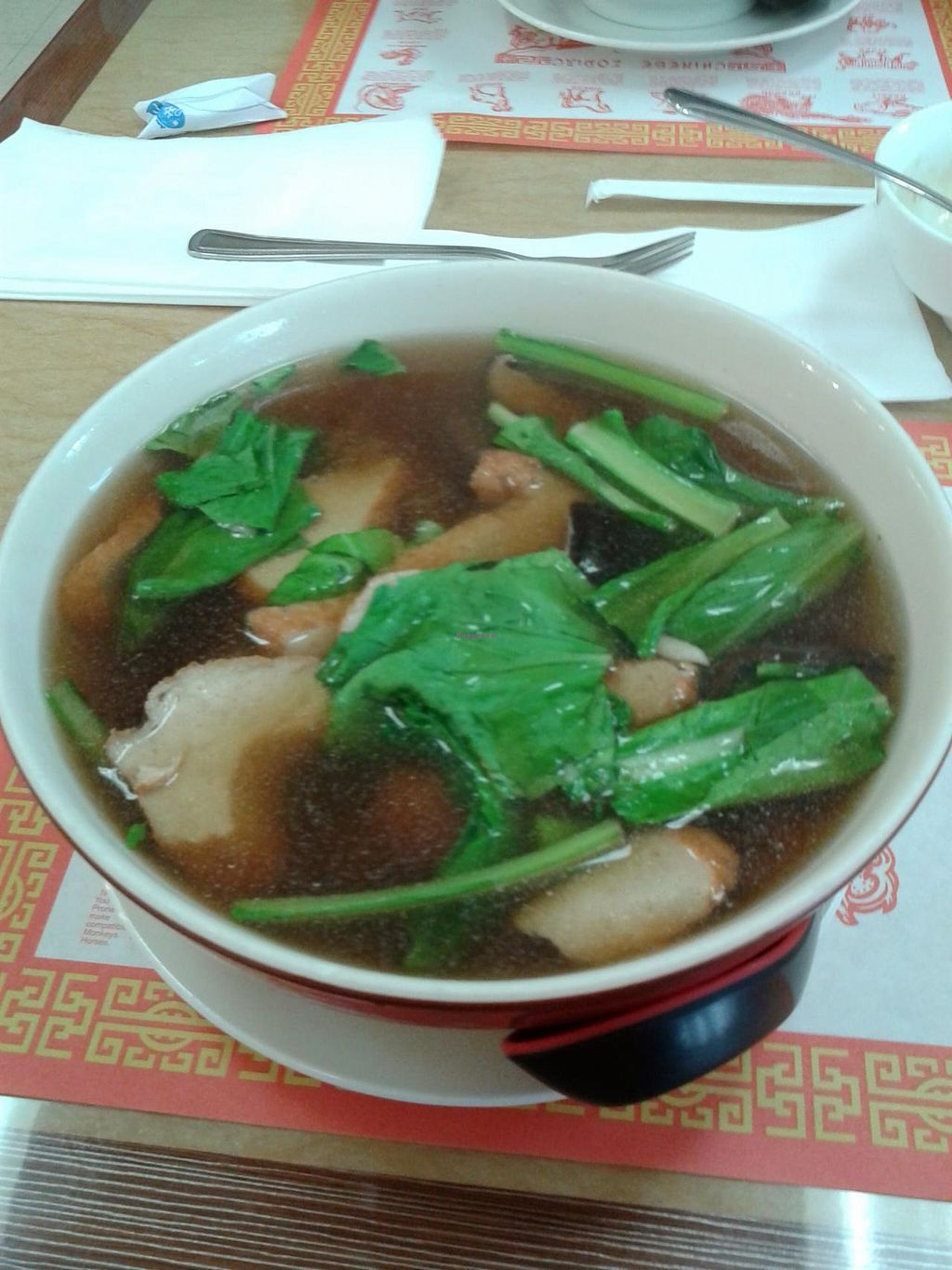 "Photo of Bo De  by <a href=""/members/profile/chobesoy"">chobesoy</a> <br/>Veggie beef noodle soup :) <br/> April 11, 2014  - <a href='/contact/abuse/image/5456/67449'>Report</a>"