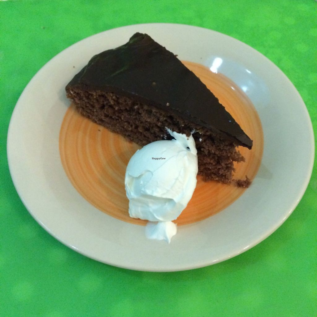 """Photo of Welcome Bistrot  by <a href=""""/members/profile/Arkie"""">Arkie</a> <br/>vegan sweet with coconut cream <br/> January 8, 2016  - <a href='/contact/abuse/image/54573/131500'>Report</a>"""