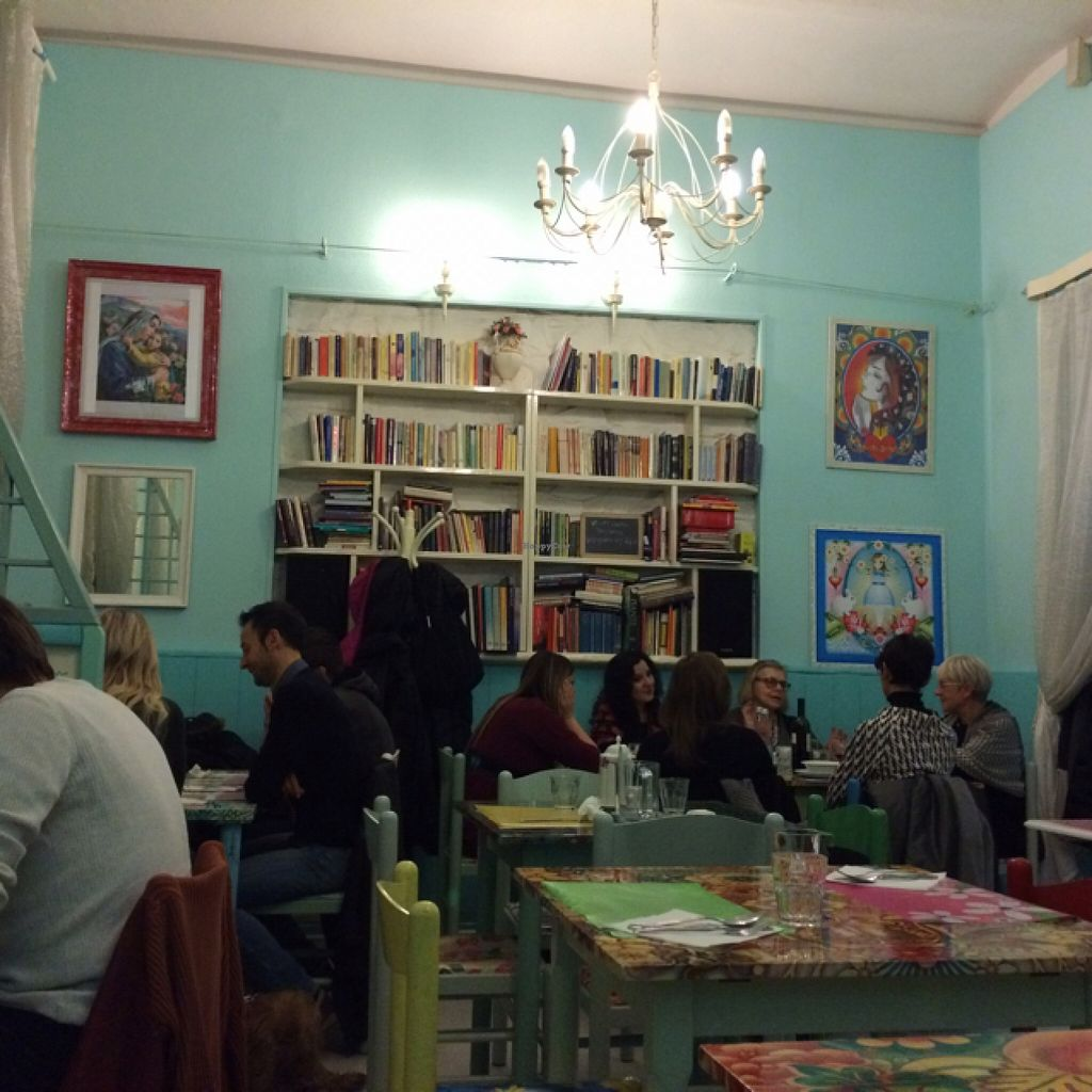 """Photo of Welcome Bistrot  by <a href=""""/members/profile/Arkie"""">Arkie</a> <br/>A wonderful cosy evening  <br/> January 8, 2016  - <a href='/contact/abuse/image/54573/131501'>Report</a>"""