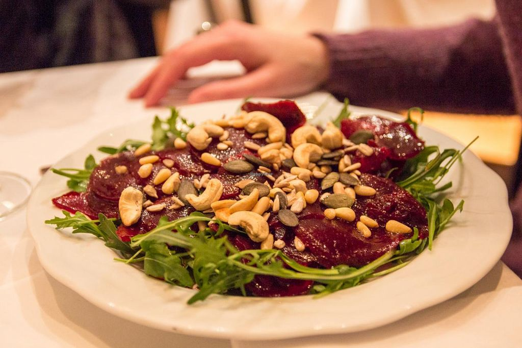 """Photo of CLOSED: Naturbar  by <a href=""""/members/profile/SVEggieSI"""">SVEggieSI</a> <br/>Rocket salad with beetroot and mixed nuts <br/> January 9, 2015  - <a href='/contact/abuse/image/5459/89894'>Report</a>"""