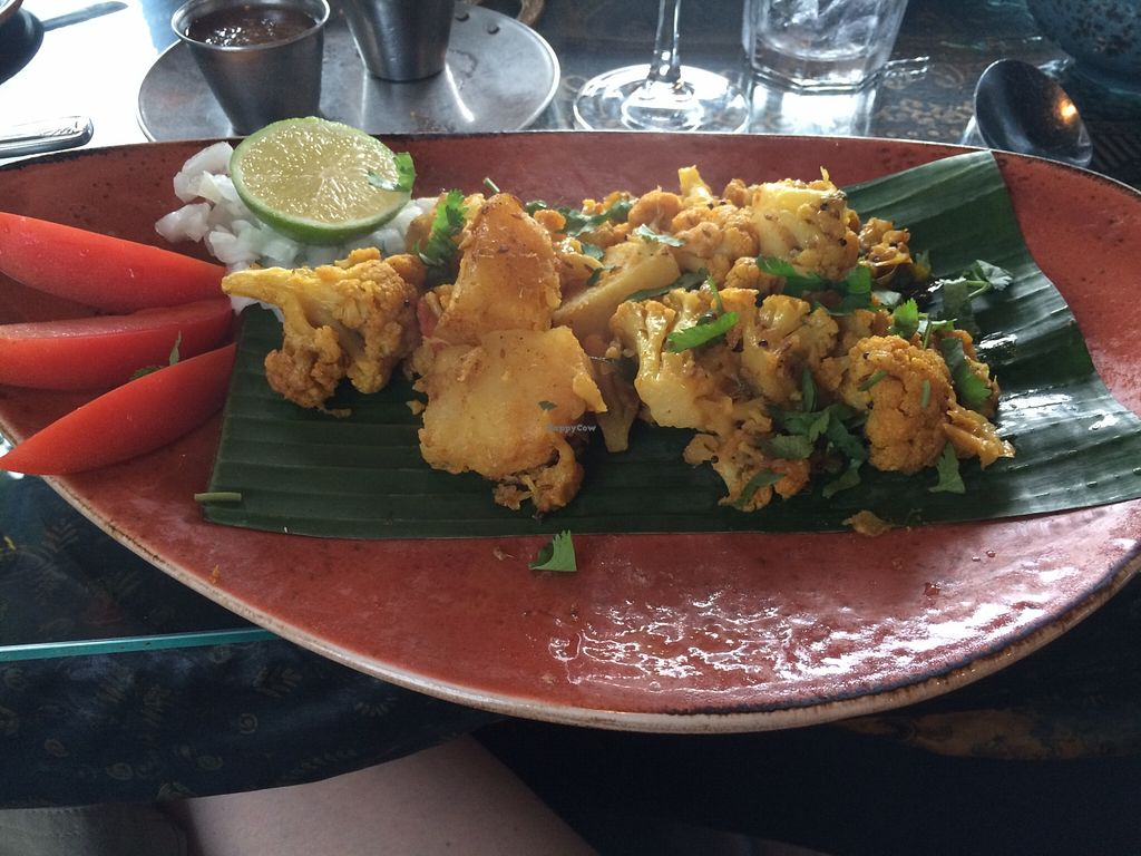 "Photo of New India Cuisine  by <a href=""/members/profile/AustinJardinera"">AustinJardinera</a> <br/>aloo gobi <br/> October 11, 2015  - <a href='/contact/abuse/image/54620/121032'>Report</a>"