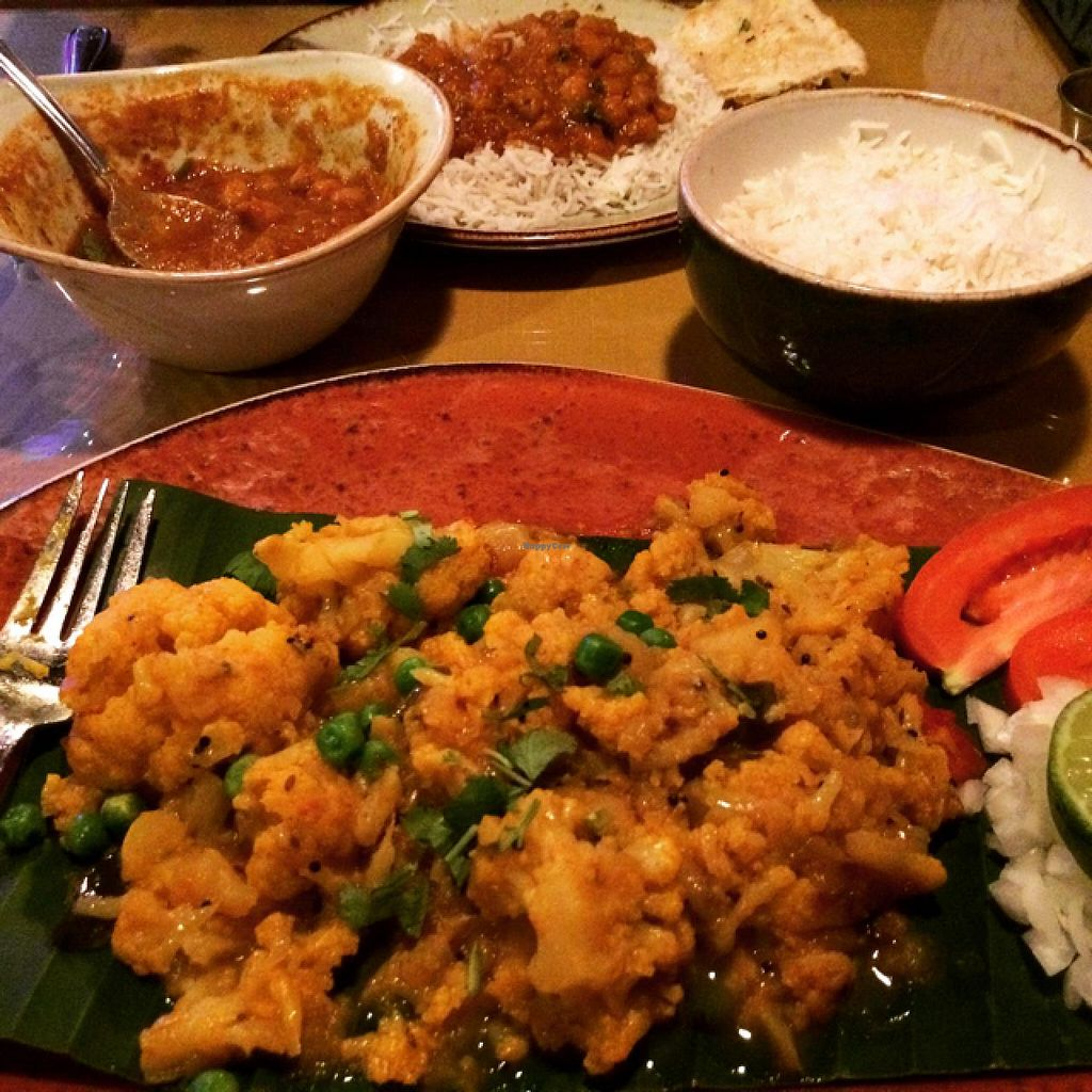 "Photo of New India Cuisine  by <a href=""/members/profile/Linfaye90"">Linfaye90</a> <br/>Aloo Gobi <br/> April 3, 2015  - <a href='/contact/abuse/image/54620/97743'>Report</a>"