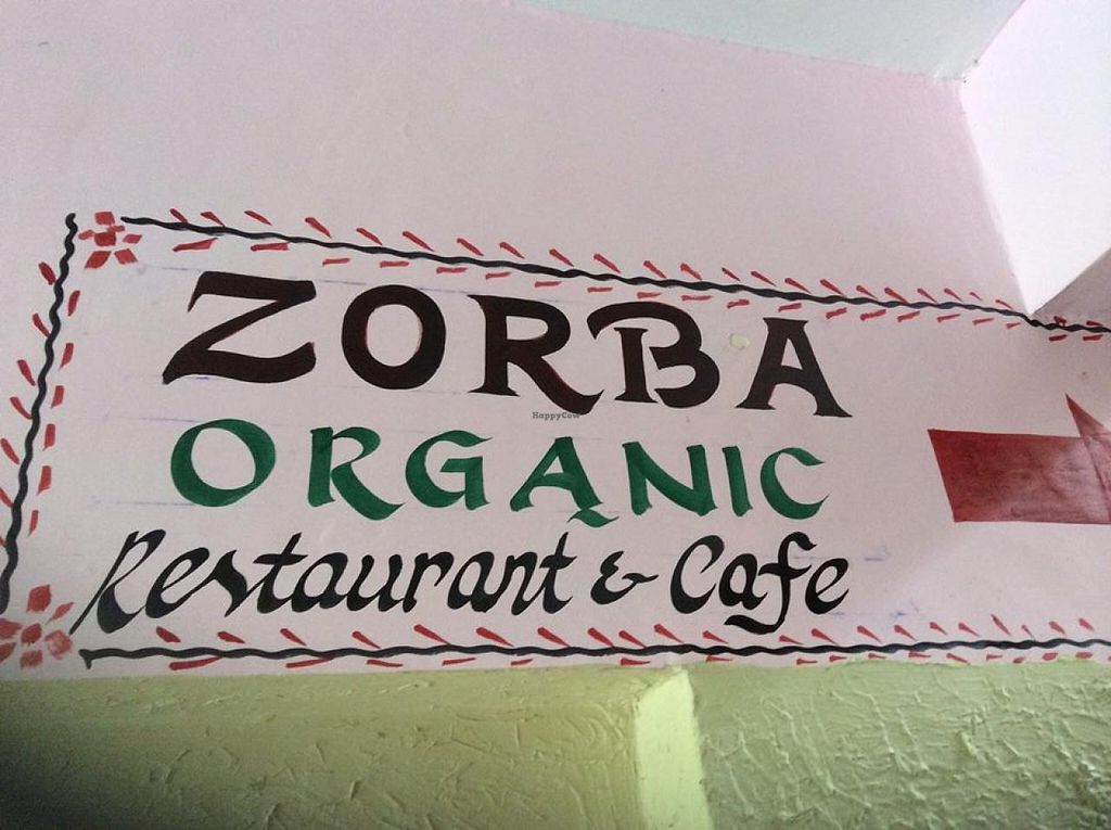 "Photo of Zorba Organic Restaurant  by <a href=""/members/profile/community"">community</a> <br/>Zorba Organic Restaurant <br/> January 12, 2015  - <a href='/contact/abuse/image/54666/90217'>Report</a>"