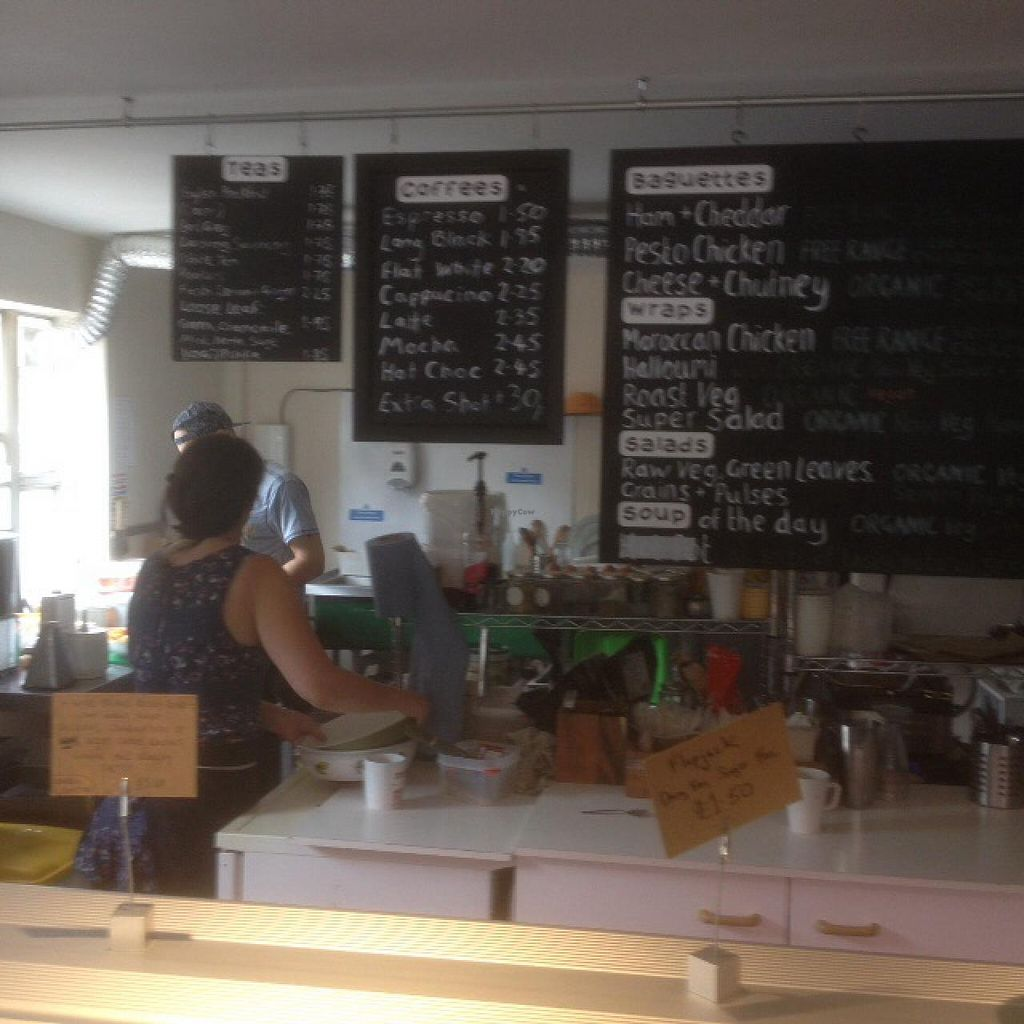 """Photo of CLOSED: Wise Beans  by <a href=""""/members/profile/HungryBiker"""">HungryBiker</a> <br/>Inside the cafe <br/> July 27, 2015  - <a href='/contact/abuse/image/54683/111162'>Report</a>"""