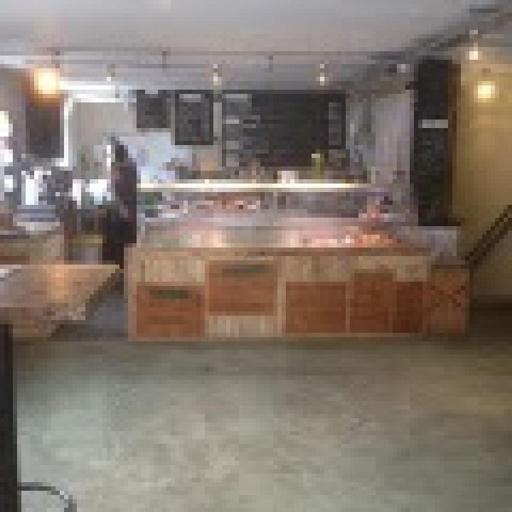 """Photo of CLOSED: Wise Beans  by <a href=""""/members/profile/HungryBiker"""">HungryBiker</a> <br/>Inside the cafe <br/> July 27, 2015  - <a href='/contact/abuse/image/54683/111163'>Report</a>"""