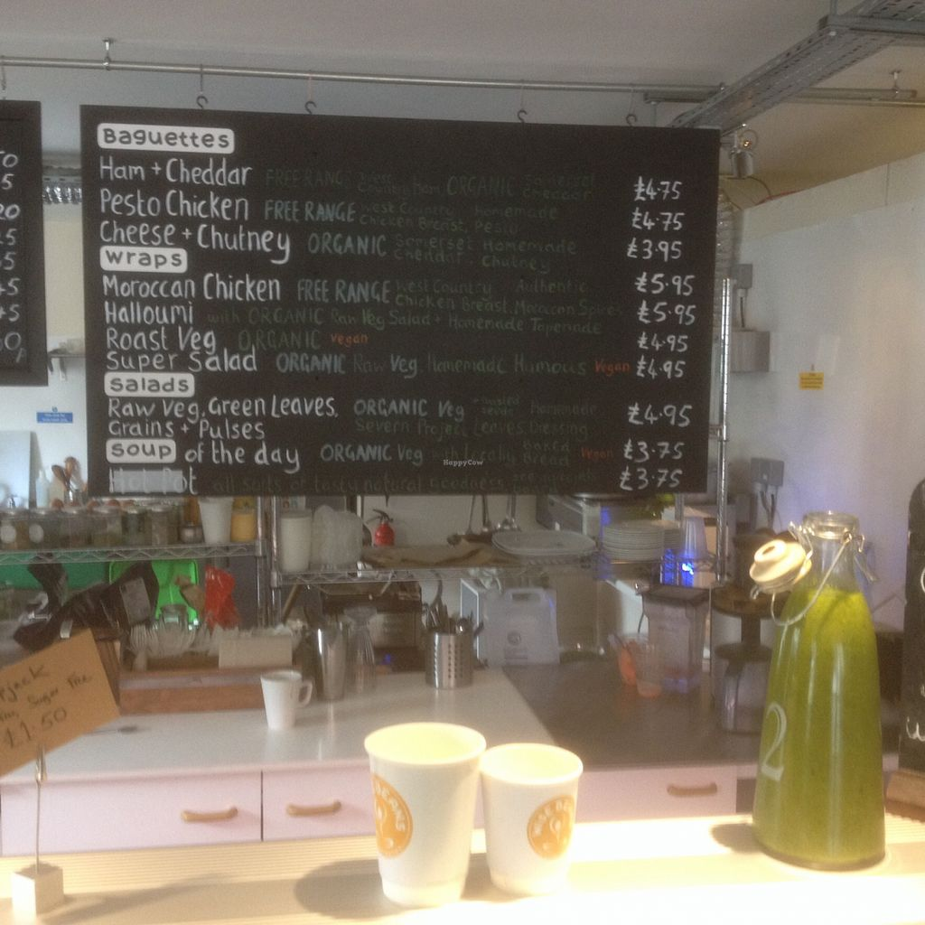 """Photo of CLOSED: Wise Beans  by <a href=""""/members/profile/HungryBiker"""">HungryBiker</a> <br/>Menu board <br/> July 28, 2015  - <a href='/contact/abuse/image/54683/111317'>Report</a>"""