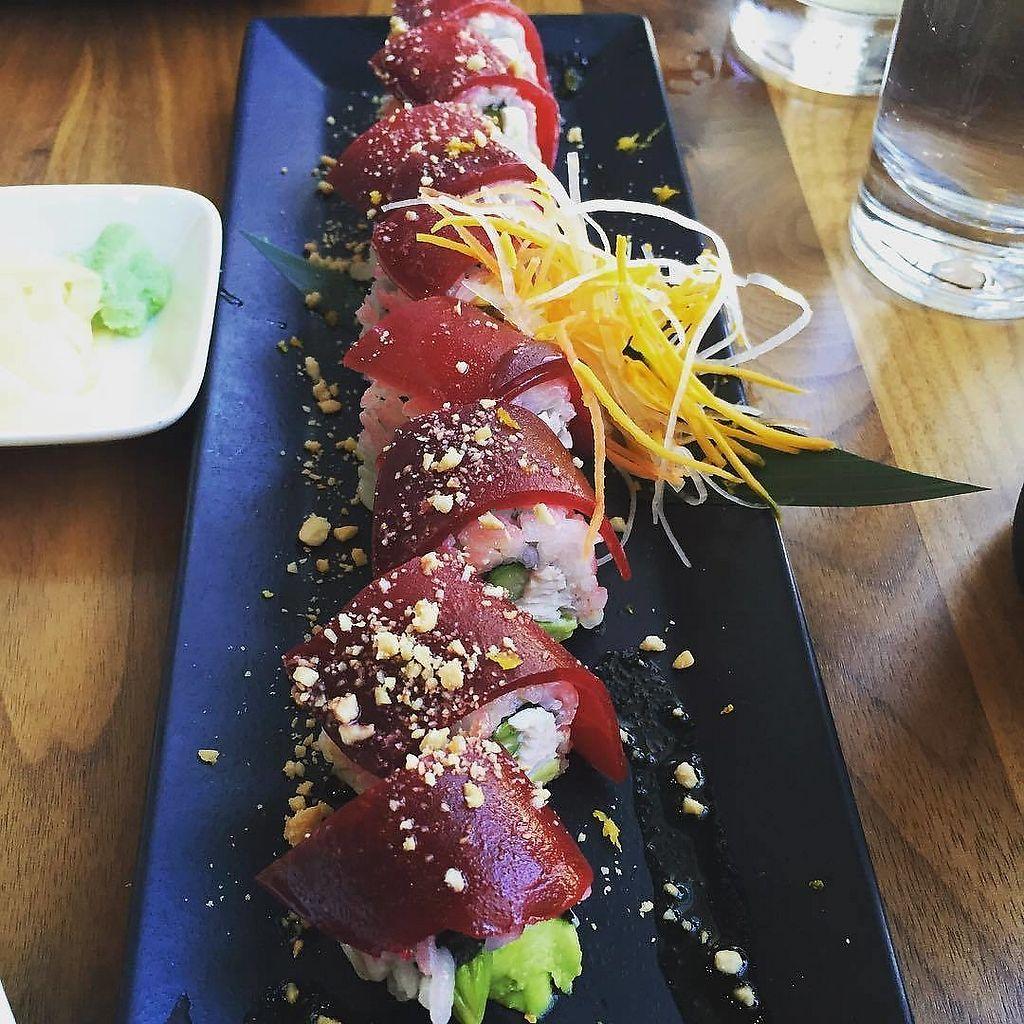 "Photo of Shizen Vegan Sushi Bar  by <a href=""/members/profile/LindseyElizabeth"">LindseyElizabeth</a> <br/>Tasty vegan sushi <br/> August 29, 2017  - <a href='/contact/abuse/image/54689/298834'>Report</a>"