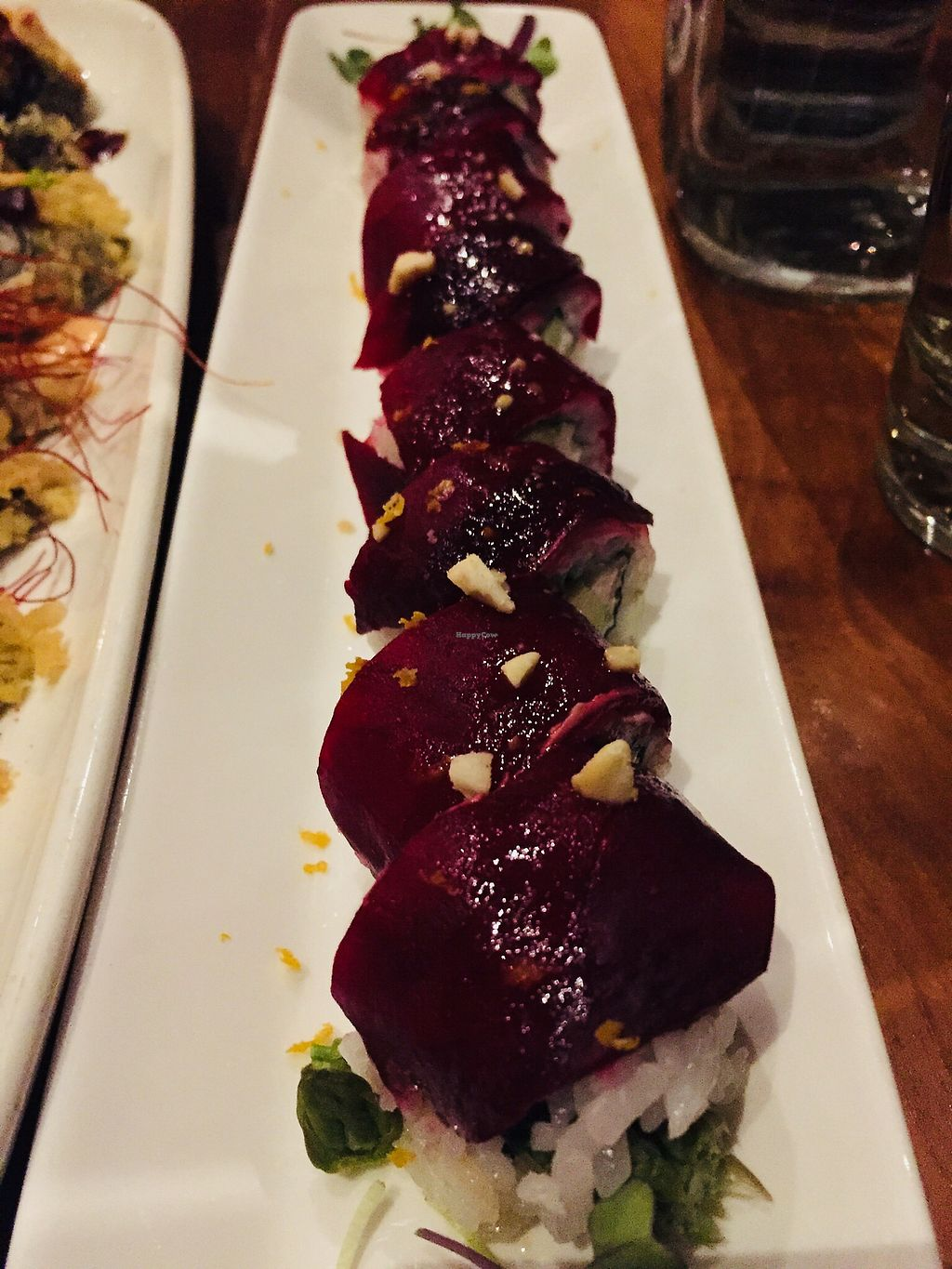 """Photo of Shizen Vegan Sushi Bar  by <a href=""""/members/profile/TheVeganNarwhal"""">TheVeganNarwhal</a> <br/>Colonel's Pipe <br/> February 12, 2018  - <a href='/contact/abuse/image/54689/358225'>Report</a>"""