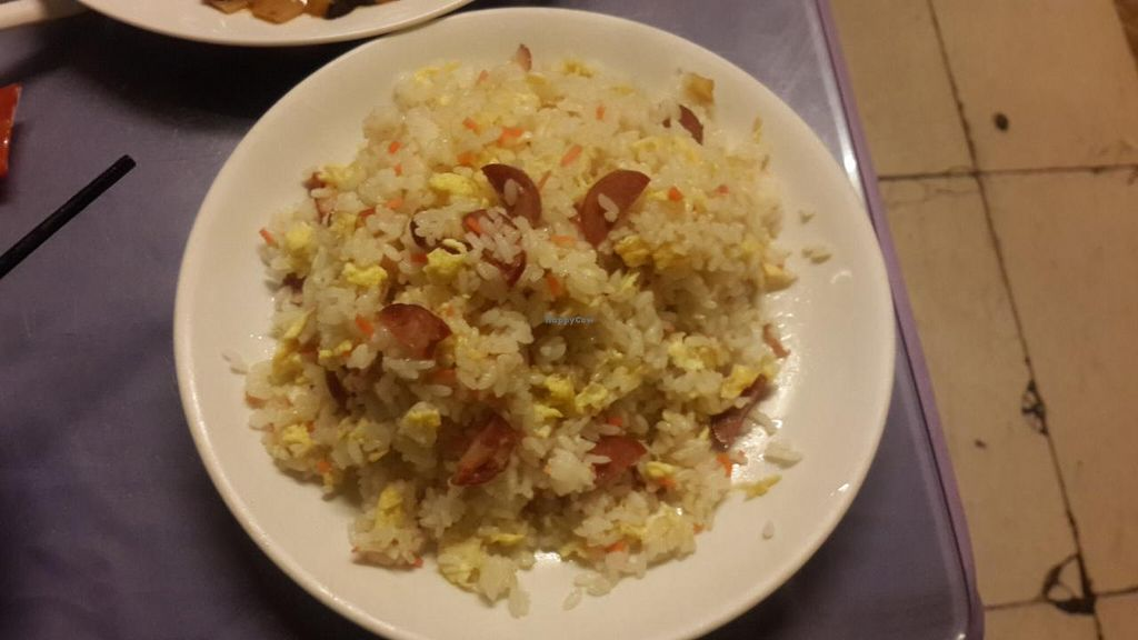 "Photo of HUI4 Lee 4 and 2  by <a href=""/members/profile/ultm8"">ultm8</a> <br/>Egg fried rice with imitation pork meat <br/> January 18, 2015  - <a href='/contact/abuse/image/54696/90634'>Report</a>"