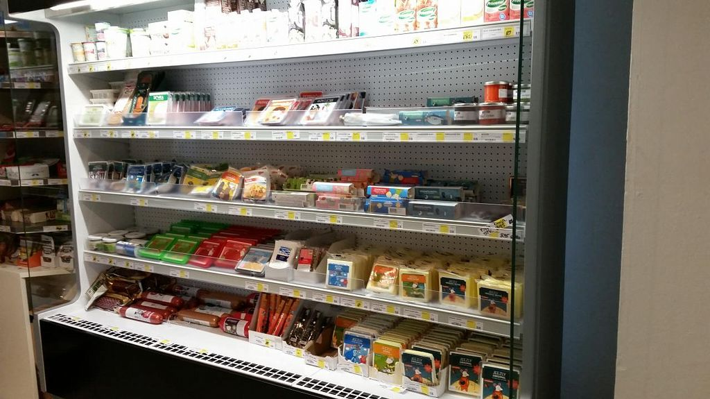"""Photo of CLOSED: Astrid och Aporna - Cph  by <a href=""""/members/profile/konlish"""">konlish</a> <br/>Deli cheese fridge section2 <br/> May 21, 2015  - <a href='/contact/abuse/image/54710/102987'>Report</a>"""