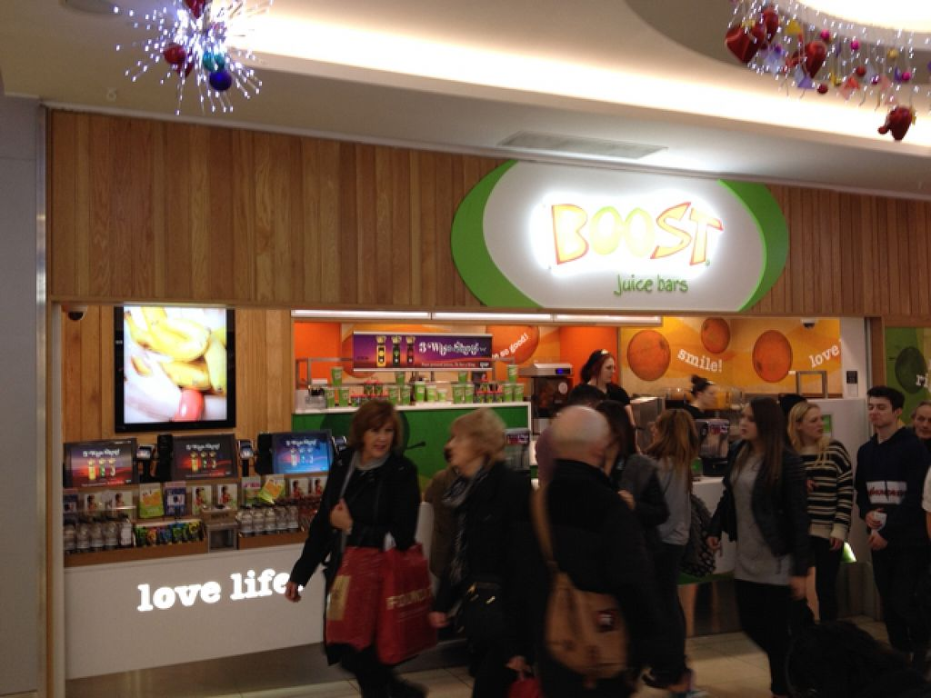 """Photo of Boost Juice Bar  by <a href=""""/members/profile/hack_man"""">hack_man</a> <br/>outside <br/> December 22, 2015  - <a href='/contact/abuse/image/54719/129490'>Report</a>"""