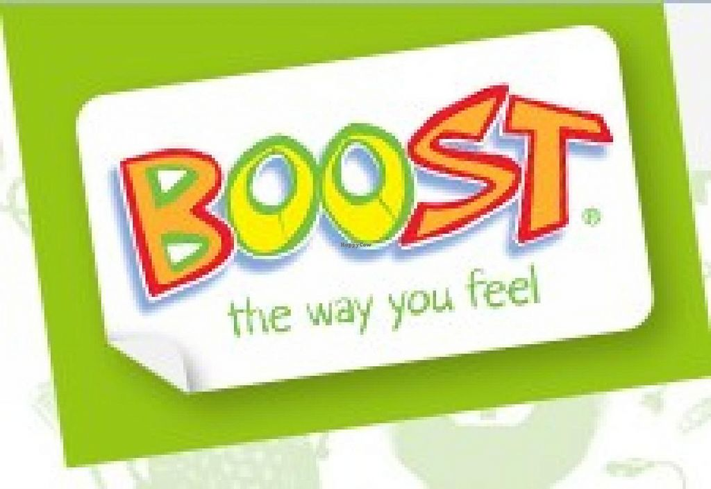 """Photo of Boost Juice Bar  by <a href=""""/members/profile/community"""">community</a> <br/>Boost Juice Bar <br/> January 22, 2015  - <a href='/contact/abuse/image/54719/91027'>Report</a>"""
