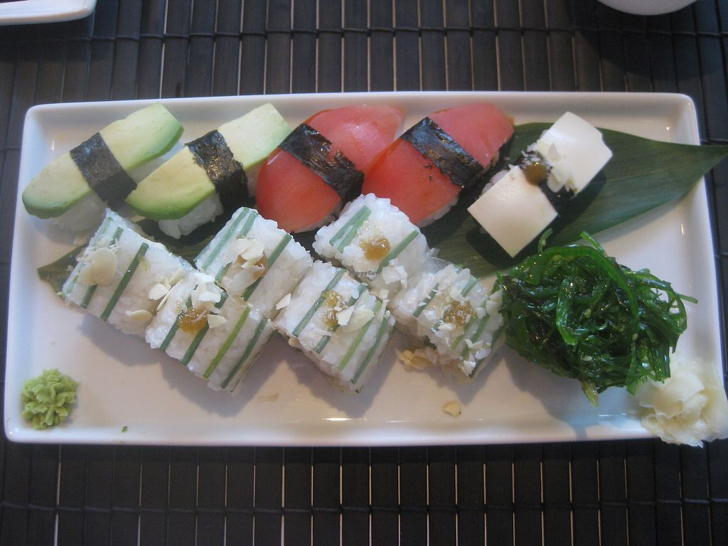 "Photo of Zushi  by <a href=""/members/profile/jennyc32"">jennyc32</a> <br/>Vegan brunch set <br/> July 27, 2017  - <a href='/contact/abuse/image/54728/285510'>Report</a>"