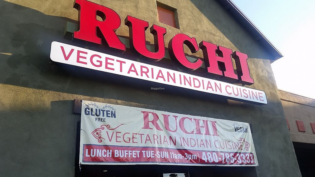 """Photo of Ruchi Vegetarian Indian Cuisine  by <a href=""""/members/profile/WhatDoYouEatThen"""">WhatDoYouEatThen</a> <br/>Ruchi Vegetarian Indian Cuisine is really good, Friendly staff, I got take out, it was packaged well, stayed warm and was delicious Visited on Aug 12, 2017I will go back again, I look forward to trying more of their menu <br/> December 17, 2017  - <a href='/contact/abuse/image/54734/336462'>Report</a>"""