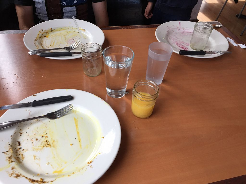 """Photo of Quickie Too  by <a href=""""/members/profile/EleaE"""">EleaE</a> <br/>I wanted to lick my plate.  <br/> October 23, 2016  - <a href='/contact/abuse/image/5473/183948'>Report</a>"""
