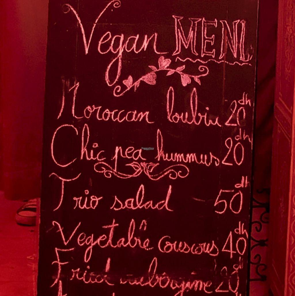 "Photo of Marrakech Henna Art Cafe  by <a href=""/members/profile/Tim%20van%20der%20Holst"">Tim van der Holst</a> <br/>menu  <br/> January 3, 2017  - <a href='/contact/abuse/image/54753/207682'>Report</a>"