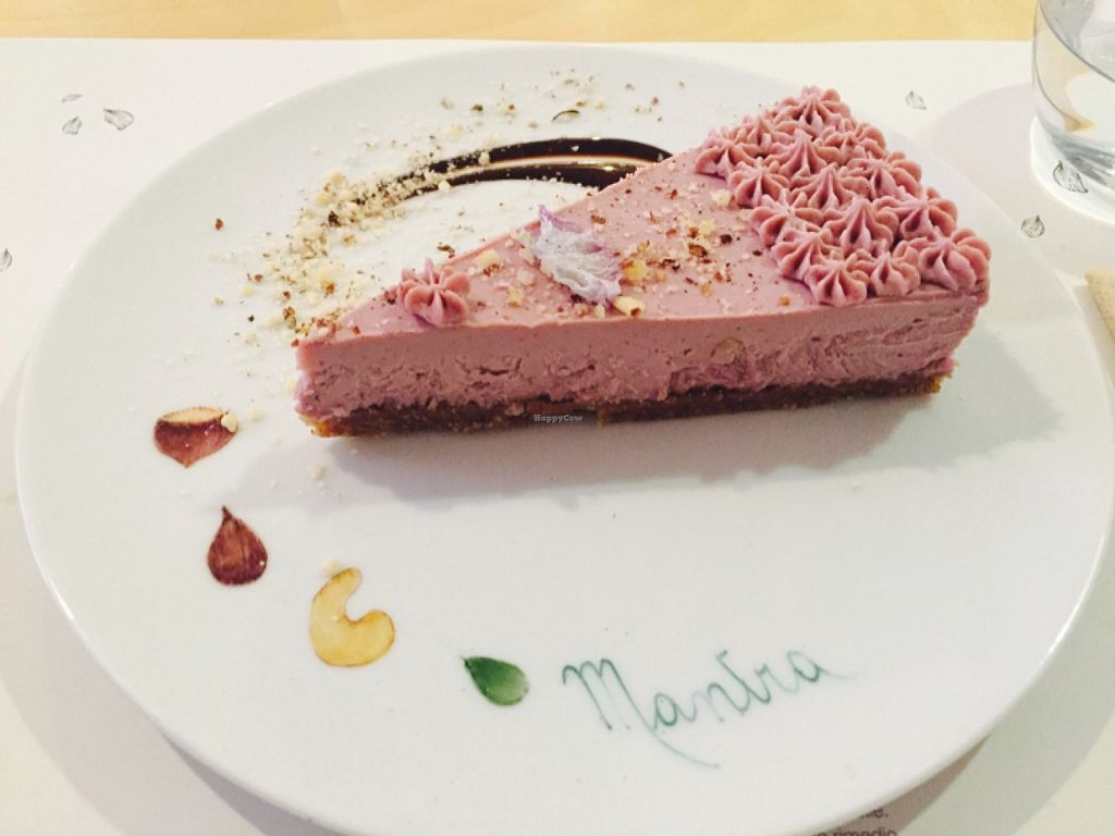 """Photo of Mantra Raw  by <a href=""""/members/profile/NoemiSpatola"""">NoemiSpatola</a> <br/>strawberry cheesecake  <br/> November 25, 2015  - <a href='/contact/abuse/image/54756/126171'>Report</a>"""