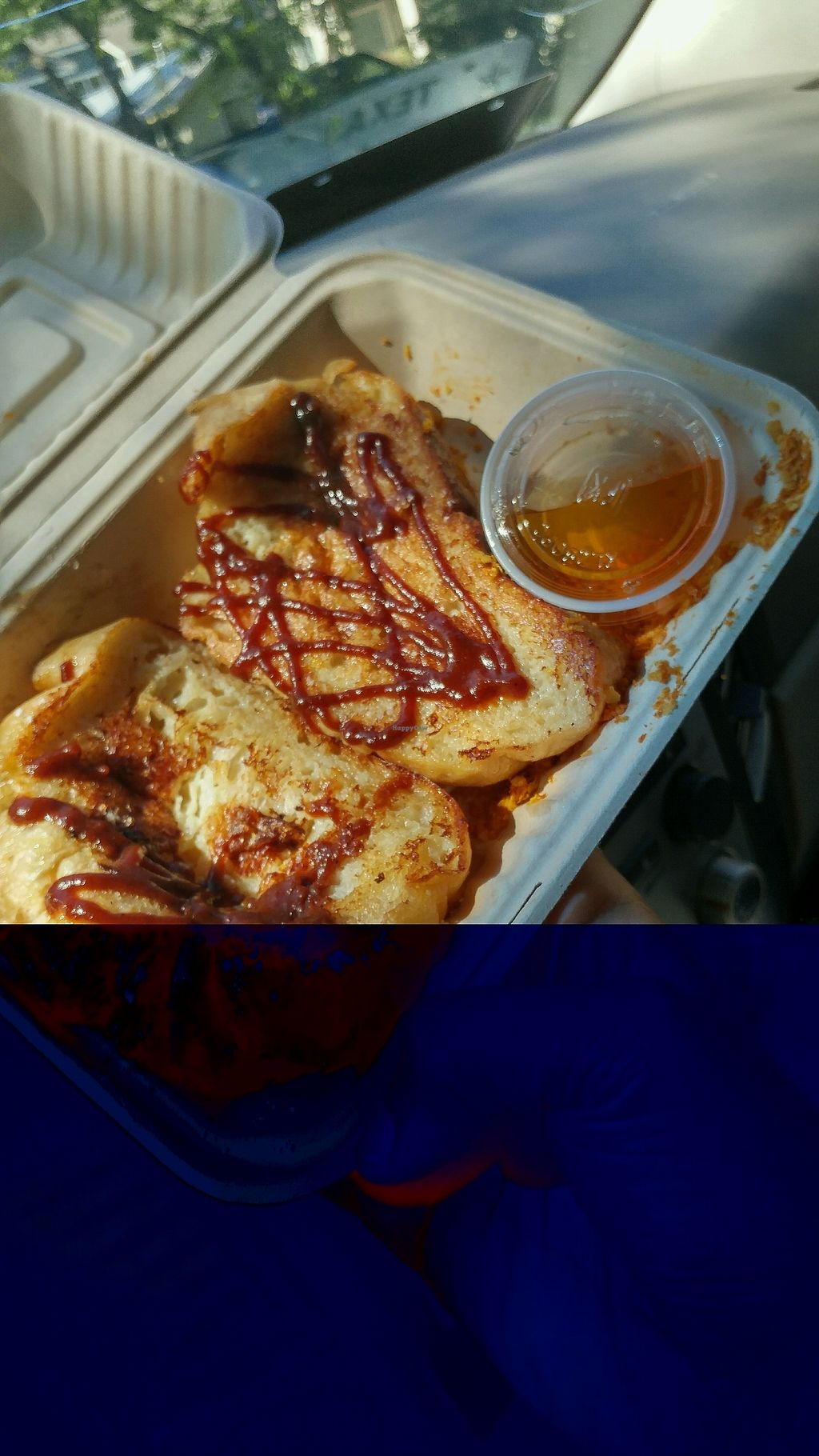 """Photo of Bistro Vonish Food Truck  by <a href=""""/members/profile/TreyLegall"""">TreyLegall</a> <br/>French Toast <br/> October 1, 2017  - <a href='/contact/abuse/image/54761/310663'>Report</a>"""