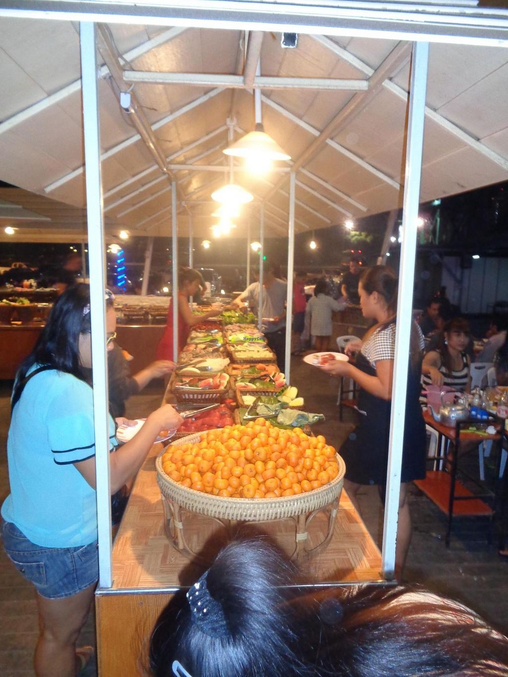 "Photo of Market Buffet  by <a href=""/members/profile/Kelly%20Kelly"">Kelly Kelly</a> <br/>Largest selection I have ever seen at a buffet and all for 239 Baht ($7 US) <br/> January 23, 2015  - <a href='/contact/abuse/image/54800/91101'>Report</a>"