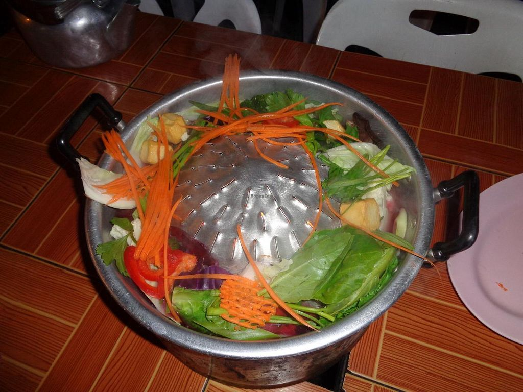 "Photo of Market Buffet  by <a href=""/members/profile/Kelly%20Kelly"">Kelly Kelly</a> <br/>Eat raw, or use this cooking apparatus supplied at each table.  <br/> January 23, 2015  - <a href='/contact/abuse/image/54800/91107'>Report</a>"