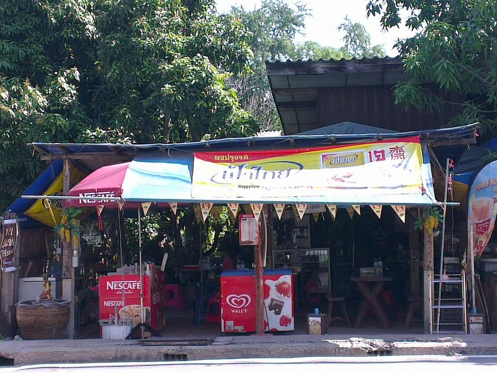 """Photo of CLOSED: Keereboon Vegetarian Food  by <a href=""""/members/profile/jeroenkusters"""">jeroenkusters</a> <br/>Front view of the restaurant <br/> January 22, 2015  - <a href='/contact/abuse/image/54802/91045'>Report</a>"""
