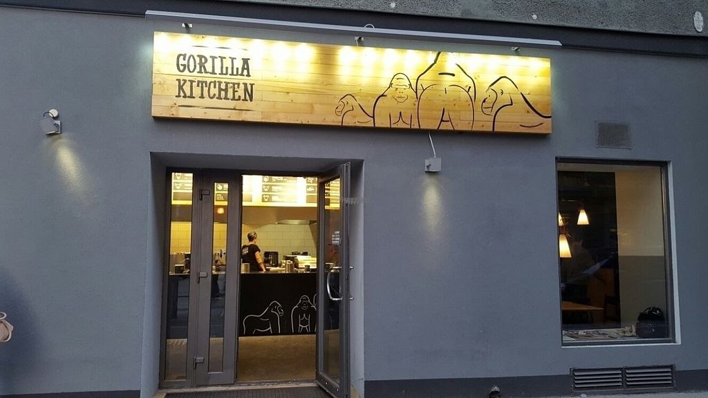 "Photo of Gorilla Kitchen  by <a href=""/members/profile/Traveller_for_liphe"">Traveller_for_liphe</a> <br/>outside <br/> September 27, 2016  - <a href='/contact/abuse/image/54838/178226'>Report</a>"