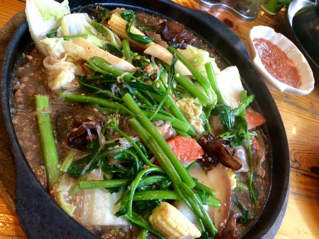 "Photo of Hayashi  by <a href=""/members/profile/Chnanis"">Chnanis</a> <br/>Vegan Sukiyaki stir fried  <br/> January 23, 2015  - <a href='/contact/abuse/image/54864/91112'>Report</a>"
