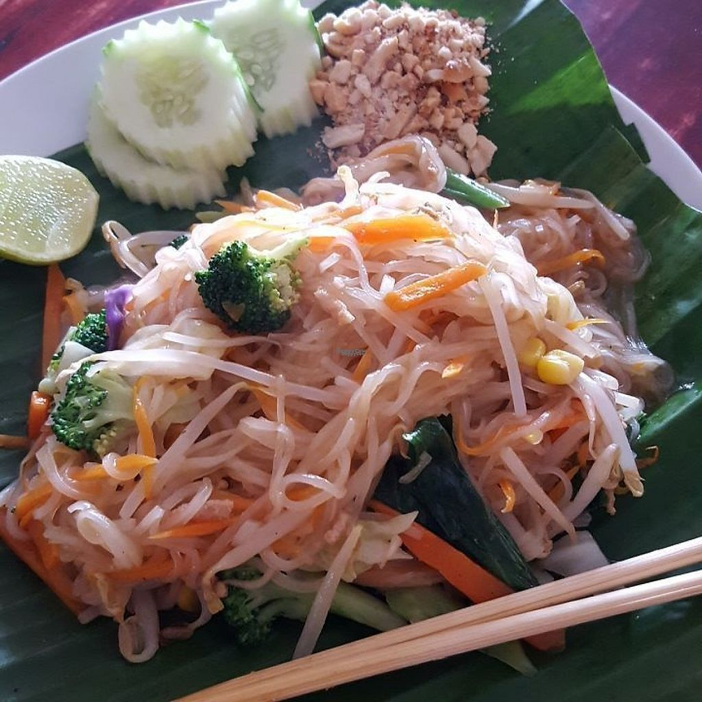 "Photo of Soul Organics  by <a href=""/members/profile/ThatVeganCouple"">ThatVeganCouple</a> <br/>Phad Thai... the best ever?! <br/> January 8, 2017  - <a href='/contact/abuse/image/54915/209538'>Report</a>"