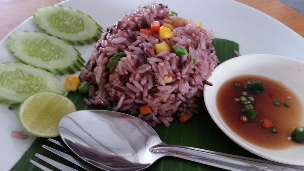"Photo of Soul Organics  by <a href=""/members/profile/eric"">eric</a> <br/>fried rice with natural grain <br/> January 24, 2015  - <a href='/contact/abuse/image/54915/91329'>Report</a>"