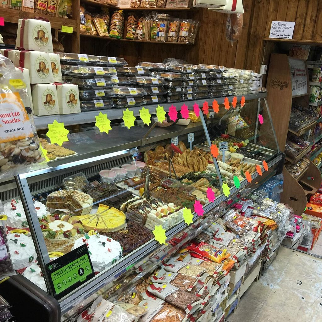 "Photo of CLOSED: Dulwich Supermarket  by <a href=""/members/profile/Dulwich%20supermarket"">Dulwich supermarket</a> <br/>Our deli counter . Lots of vegeterian dishes and olives drom diffrent country and cakes for suitable vegeterian . Come and taste it :)) <br/> January 20, 2015  - <a href='/contact/abuse/image/54929/90782'>Report</a>"