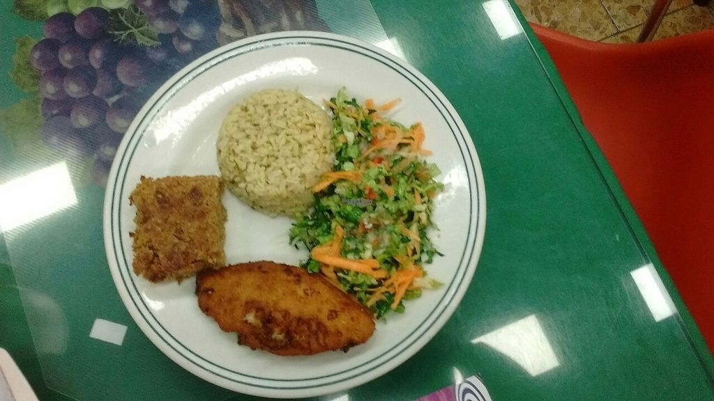 """Photo of Cocina Vegetariana  by <a href=""""/members/profile/maynard7"""">maynard7</a> <br/>Main plate, April 2017 <br/> April 4, 2017  - <a href='/contact/abuse/image/54935/244534'>Report</a>"""