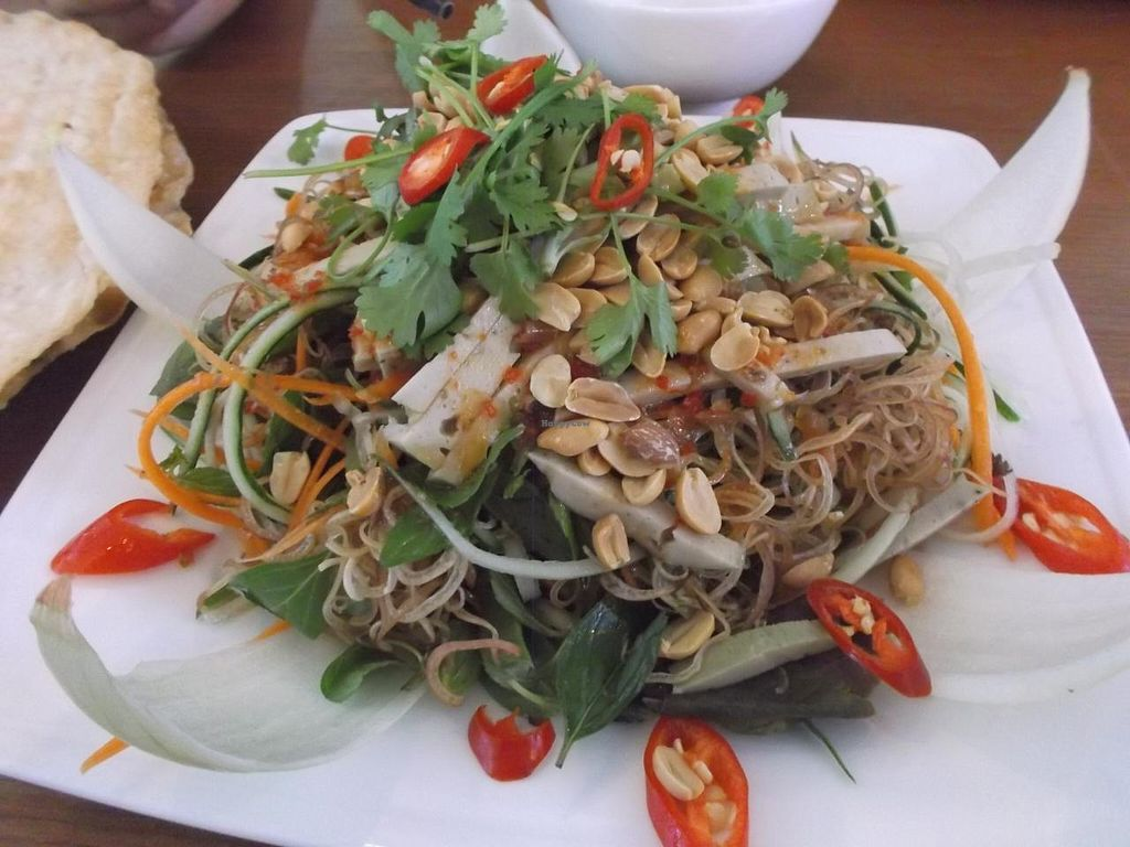 """Photo of Tam Thien  by <a href=""""/members/profile/mfalgas"""">mfalgas</a> <br/>Noodles with spicy veggies <br/> January 26, 2015  - <a href='/contact/abuse/image/54946/91431'>Report</a>"""